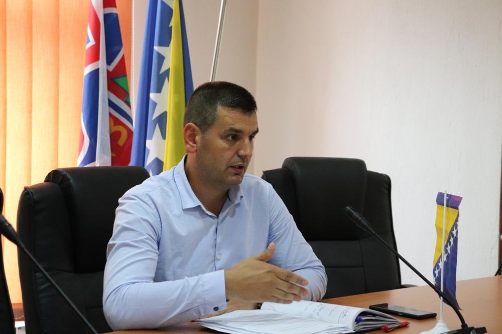 Alija Tabaković izabran za novog predsjednika SDA Srebrenice - FOTO